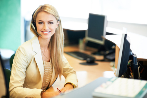 Receptionist Back Office Administrator