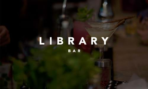 Library Cafe Bar